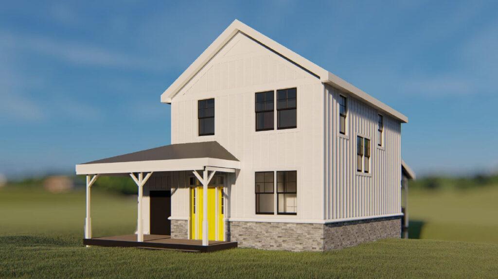 Davis-Riverfront-Housing_Opt-3-A