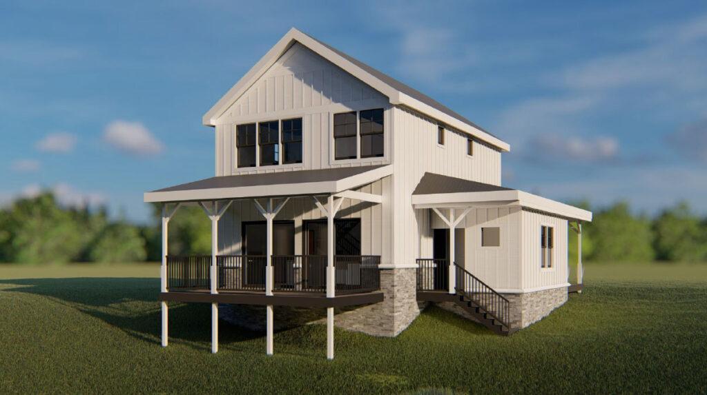 Davis-Riverfront-Housing_Opt-3-B