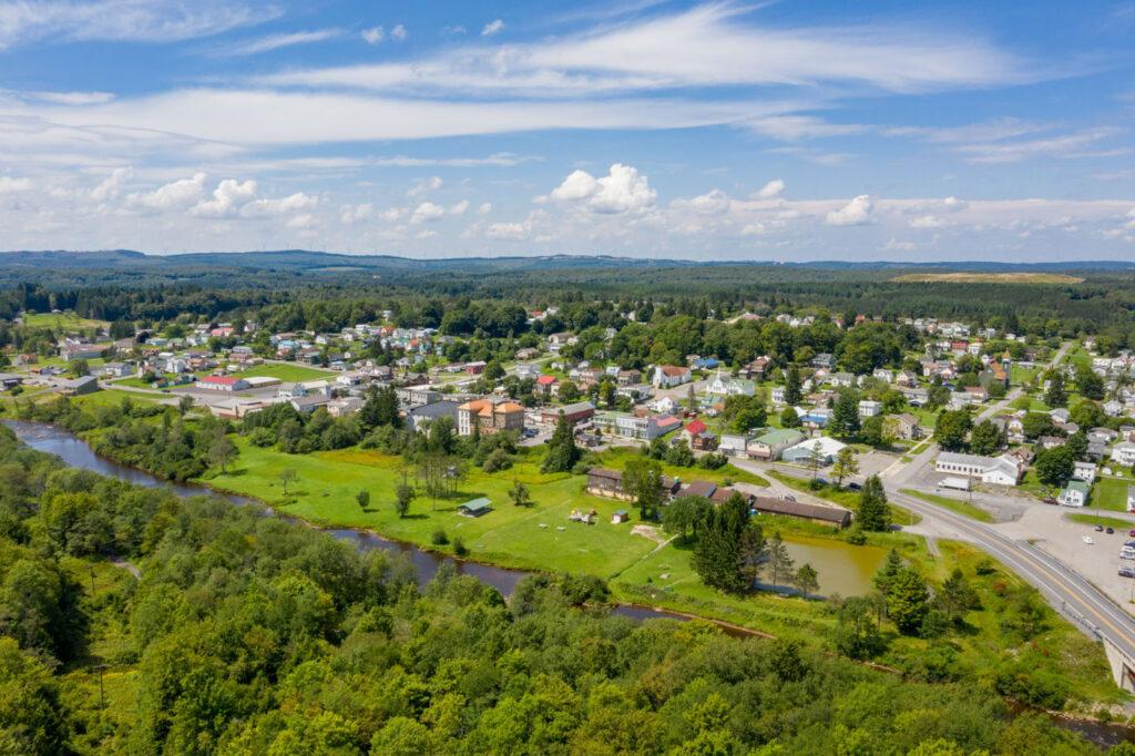 Davis-West-Virginia---Davis-Riverwalk-drone_2